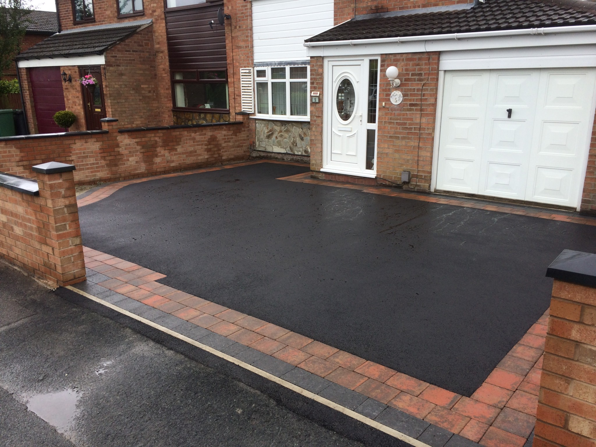 Block Paving Driveways Coventry