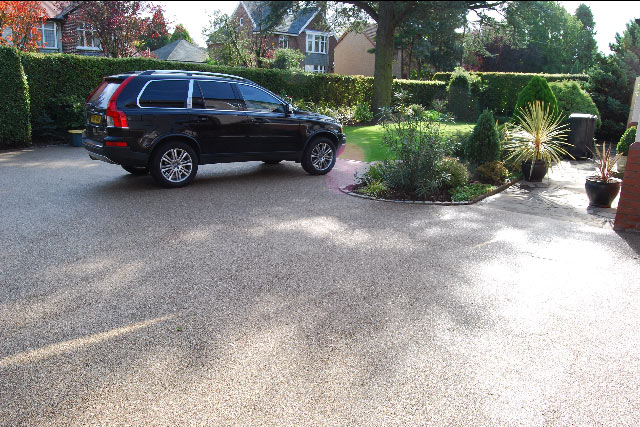 Resin Bound Driveways Hinckley